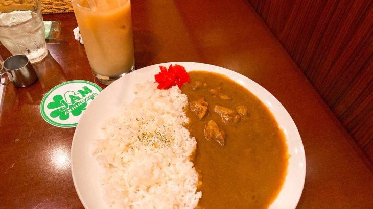 限界OL、JAM Akihabaraで平日昼間からご帰宅ランチをキメる